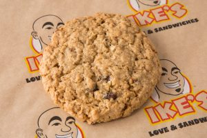 Oatmeal & Raisins Cookie